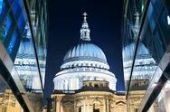 Stock Photo of st pauls cathedral