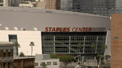 Staples Center Los Angeles California Arkistovideo