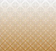 floral pattern for background - stock illustration