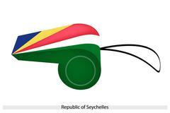 Vihellys Seychellien tasavallan Piirros