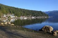 Stock Photo of Deep Cove, British Columbia