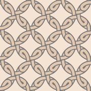 Stock Illustration of stylish geometric ornament