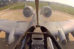 A-10 Thunderbolt Stock Footage