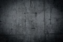 Bare concrete wall texture Stock Photos