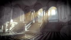 Grand Hall (HD) Stock Footage