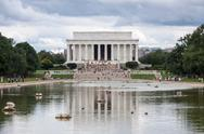 Stock Photo of Lincoln Memorial, Washington, DC