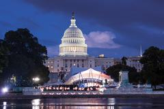 United States Capitol Building, Washington, DC Stock Photos