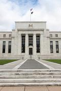 Federal Reserve Bank, Washington, DC Stock Photos