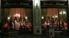 Baratti & Milano, Italy Stock Footage