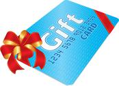 Stock Illustration of gift card