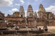 Stock Photo of towers of east mebon