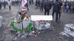 Killed, Ukraine Stock Footage