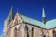 Stock Photo of paderborn cathedral