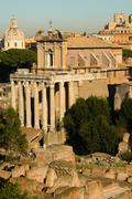 Roman forum, italy Stock Photos