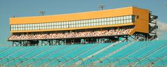 homestead-miami speedway - stock photo