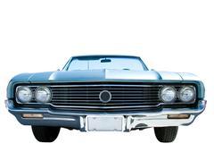 Classic automobile Stock Photos