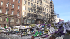 Ukraine, Kiev Stock Footage