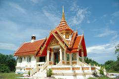Stock Photo of temple