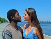Stock Photo of interracial couple