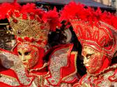 Stock Photo of Carnival Venise