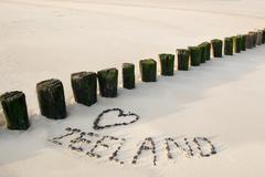 Love dutch zeeland Stock Photos