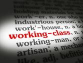 Stock Illustration of Dictionary working-class