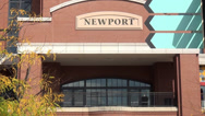 Stock Video Footage of Newport Pier Newport Kentucky