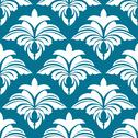 Stock Illustration of azure seamless pattern