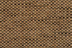 Brown fabric texture Stock Photos