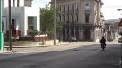 Cuba Havana Street Life - stock footage