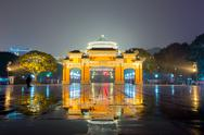 Stock Photo of chongqing great hall of people