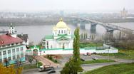 Stock Photo of alekseevskaya church of the annunciation monastery nizhny novgorod