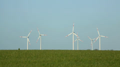 Wind Engine Stock Footage