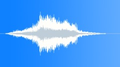 Distant porsche car pass-by - sound effect