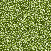 Stock Illustration of vector seamless pattern