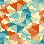 vector seamless abstract background - stock illustration