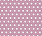 Stock Illustration of vintage pink flowered pattern