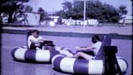 Stock Video Footage of 331 - bumper cars