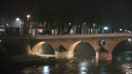 "Stock Video Footage of Latin Bridge (Bosnian: Latinska ćuprija, named Principov most - ""Princip Bridge"""