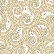 Stock Illustration of vector seamless eastern style paisley background