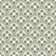 Stock Illustration of vector seamless pattern, oriental style