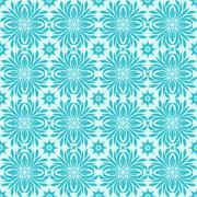 Stock Illustration of vector seamless winter pattern