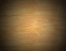 shera wood yellow background - stock photo
