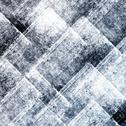 Stock Illustration of geometric grunge colorful background with squares