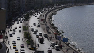Stock Video Footage of Traffic in Alexandria, Egypt