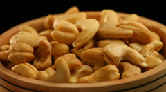 Cashew nuts Stock Footage