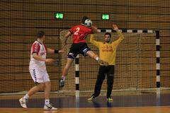 handball - stock photo