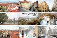Stock Illustration of beautiful prague pictures