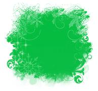 Stock Illustration of christmas grunge background