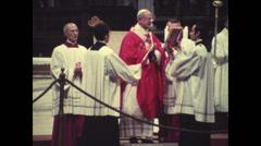 1958 - 1963 - Pope John XXIII - 02 - stock footage